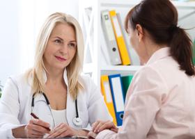 konsultacja z lekarką