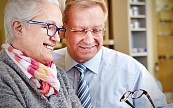 Trzy sposoby na starzejący się wzrok