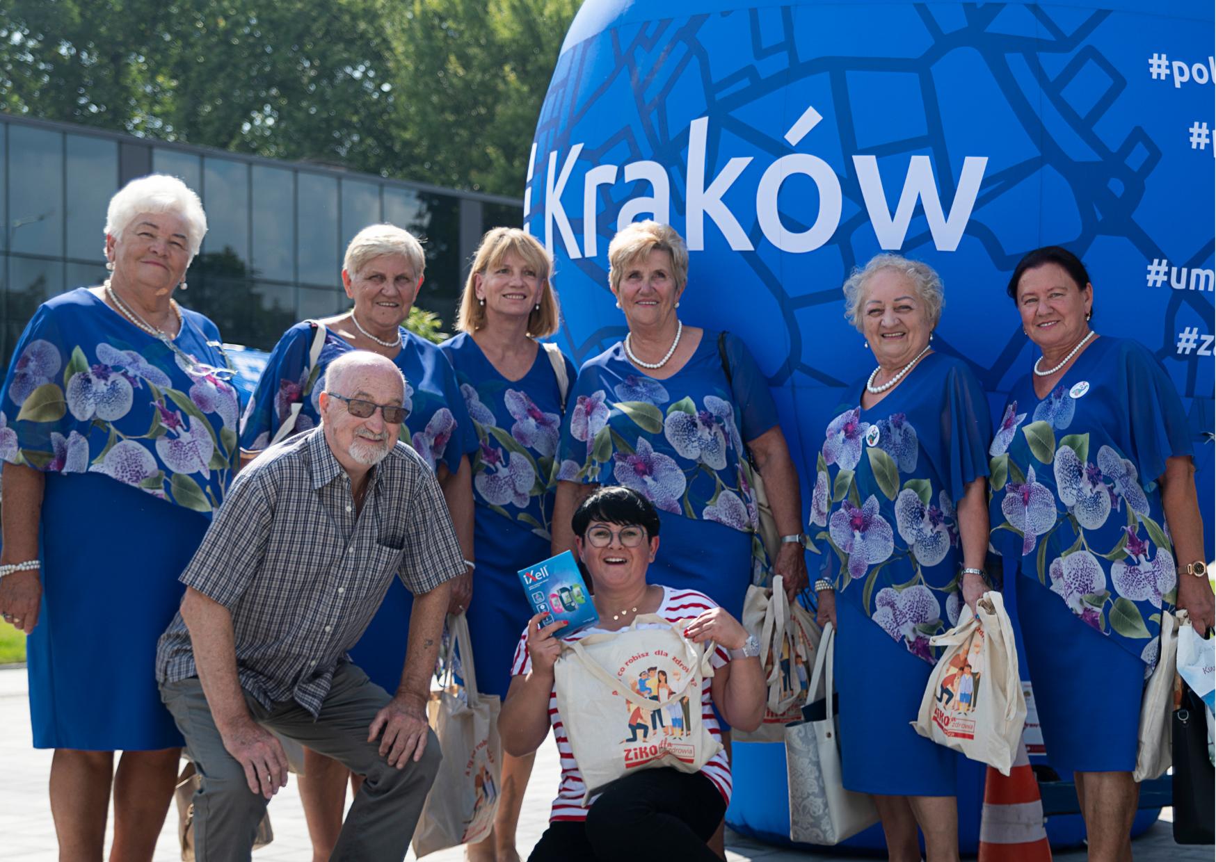 Wspieramy Senioralia w Krakowie