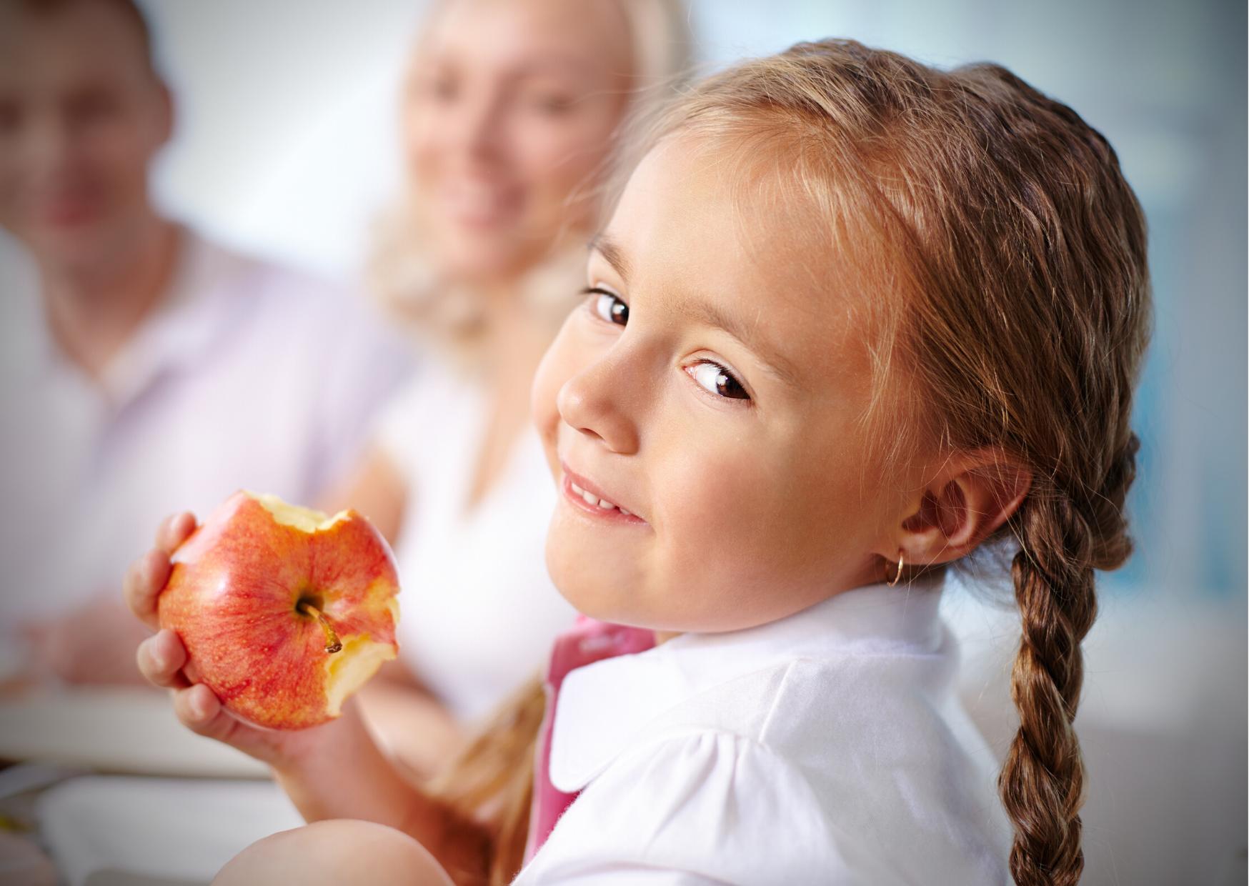 Zjedz jedno jabłko dziennie!